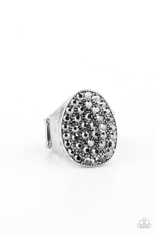 Test Your LUXE - Silver - Paparazzi Ring Image