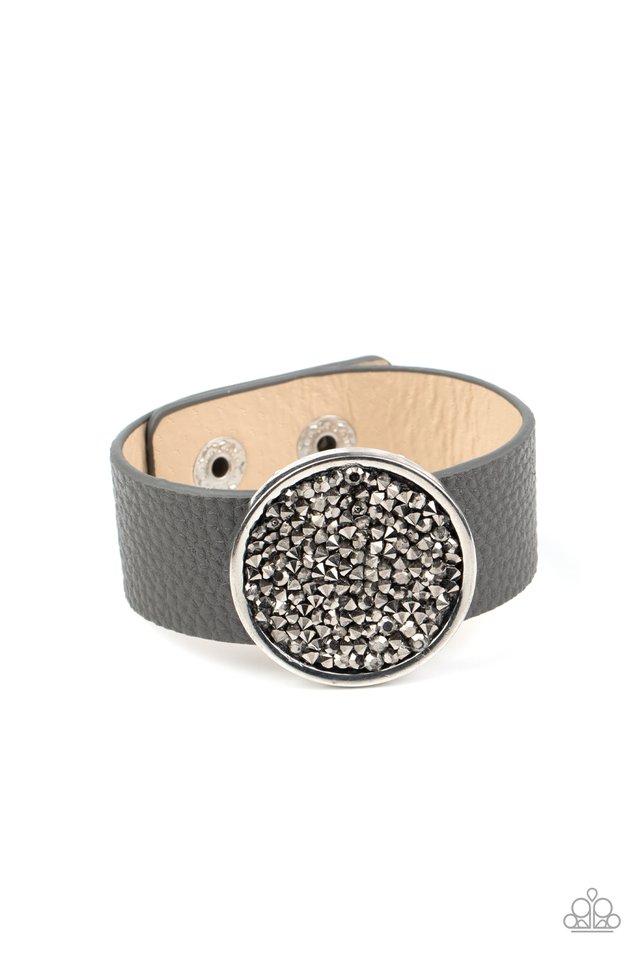 Stellar Escape - Silver - Paparazzi Bracelet Image