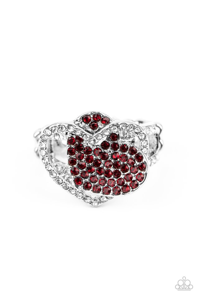 Million Dollar Matchmaker - Red - Paparazzi Ring Image