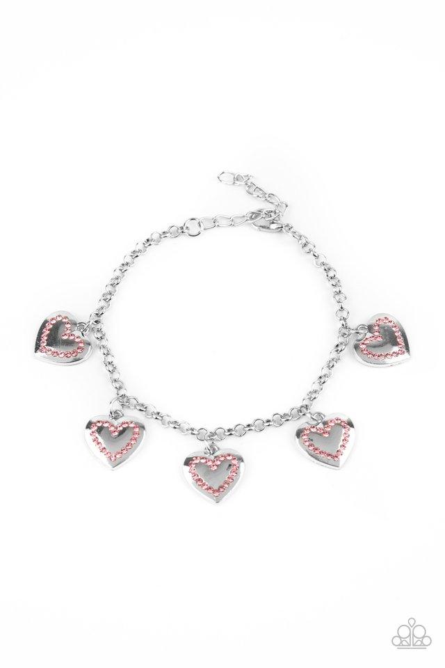 Matchmaker, Matchmaker - Pink - Paparazzi Bracelet Image