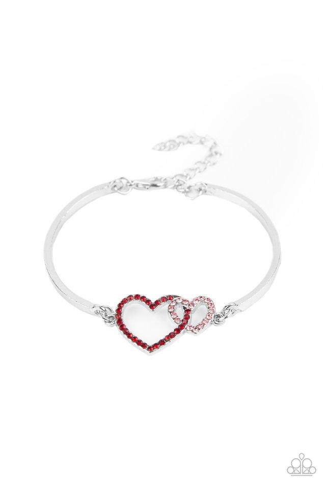 Cupid is Calling - Multi - Paparazzi Bracelet Image