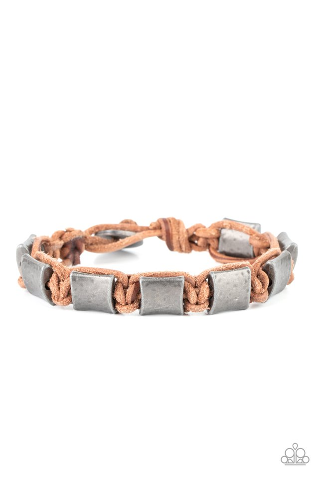 Rural Crew - Brown - Paparazzi Bracelet Image