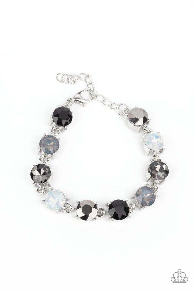Celestial Couture - Black - Paparazzi Bracelet Image