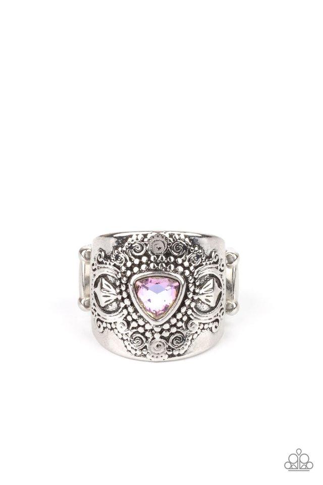 Magic Maker - Purple - Paparazzi Ring Image