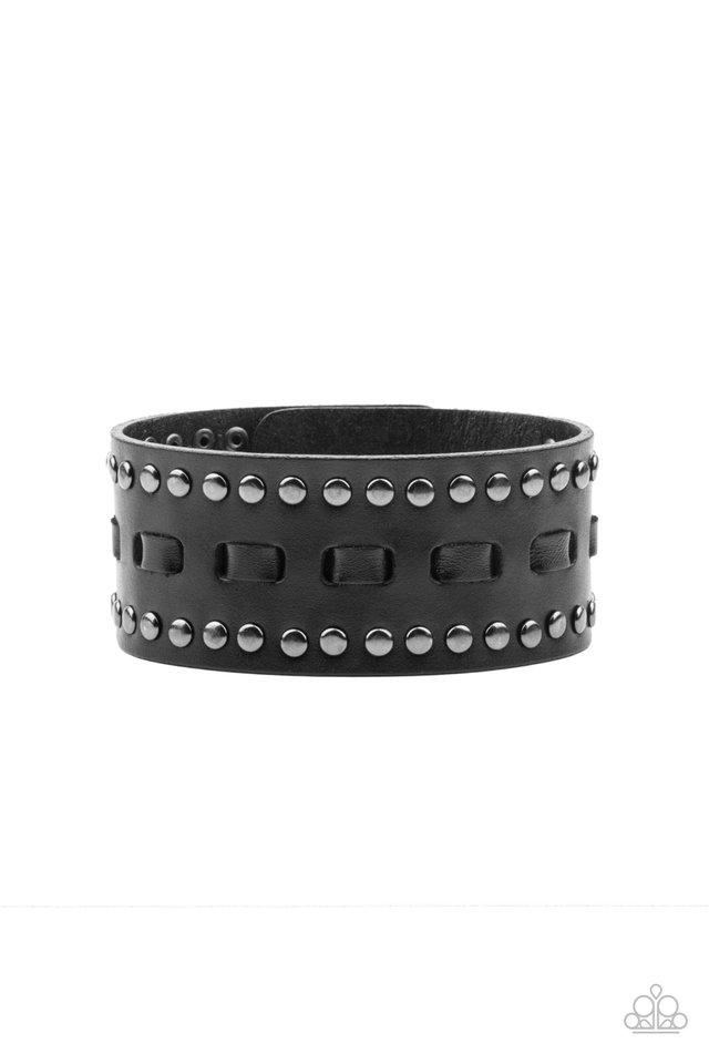 A ROAM With A View - Black - Paparazzi Bracelet Image