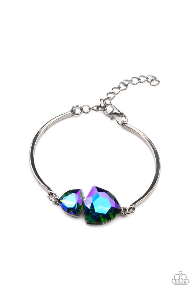 Deep Space Shimmer - Multi - Paparazzi Bracelet Image