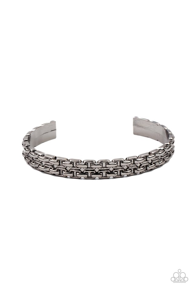 Full Rig - Black - Paparazzi Bracelet Image