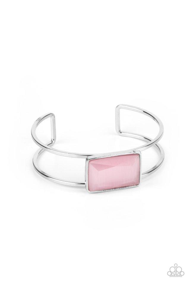 Rehearsal Refinement - Pink - Paparazzi Bracelet Image