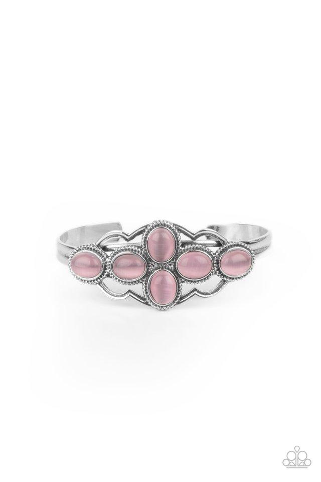 Color Me Celestial - Pink - Paparazzi Bracelet Image