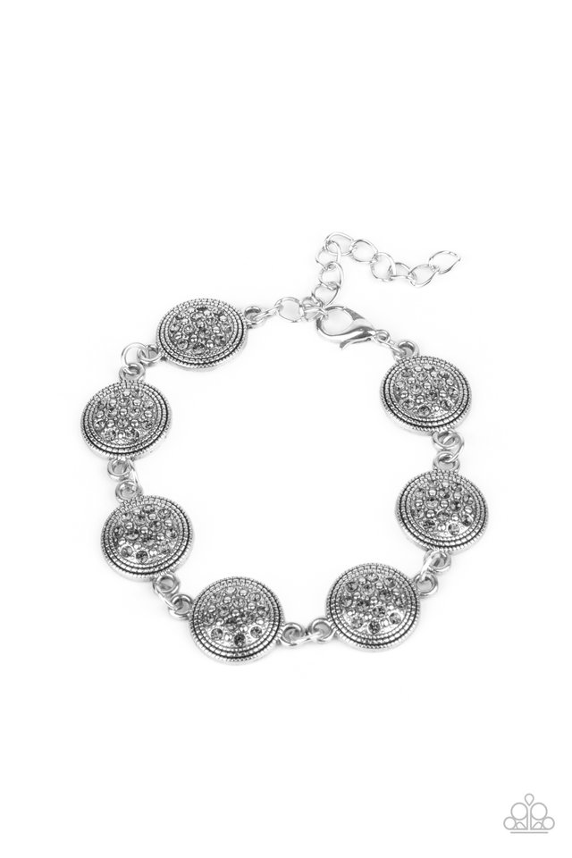 By Royal Decree - Silver - Paparazzi Bracelet Image