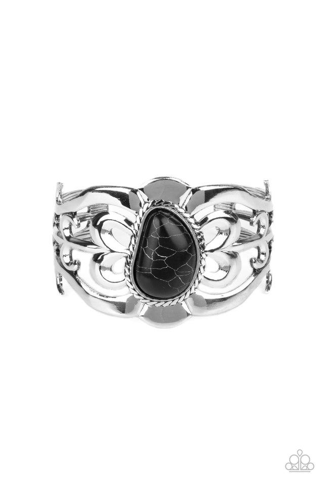 The MESAS are Calling - Black - Paparazzi Bracelet Image