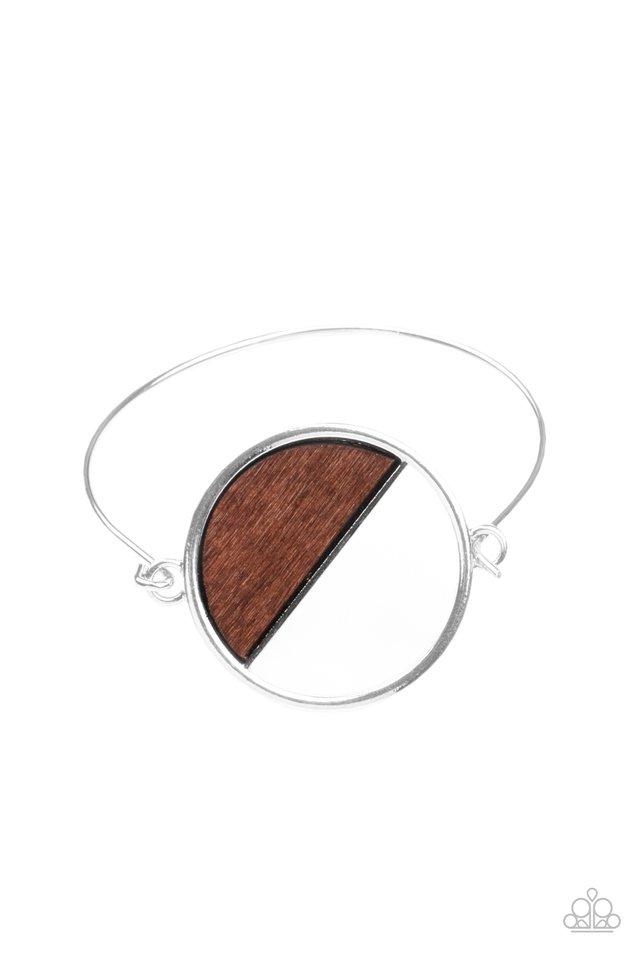 Timber Trade - Brown - Paparazzi Bracelet Image