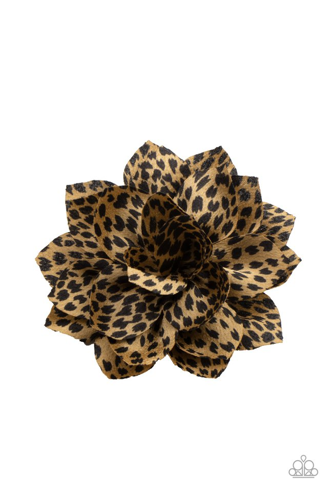 Deep In The Jungle - Multi - Paparazzi Hair Accessories Image