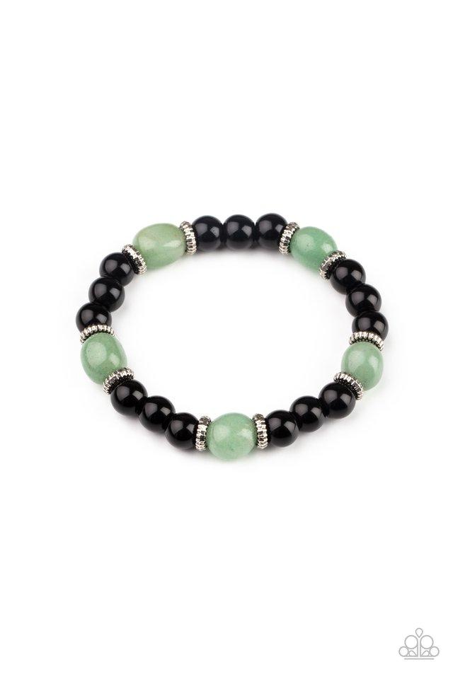 Unity - Green - Paparazzi Bracelet Image