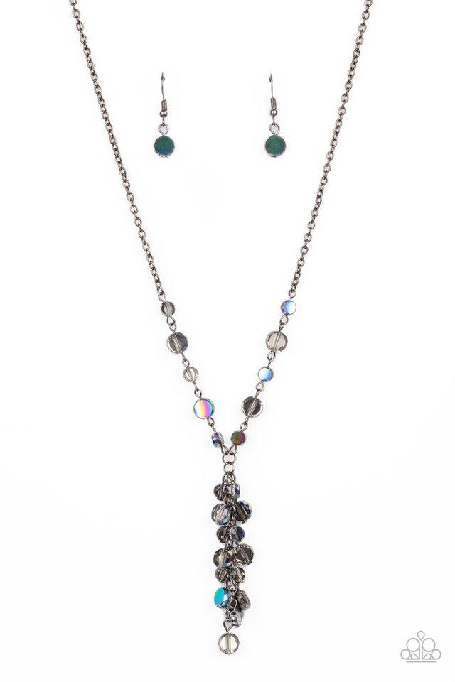 Cosmic Charisma - Multi - Paparazzi Necklace Image