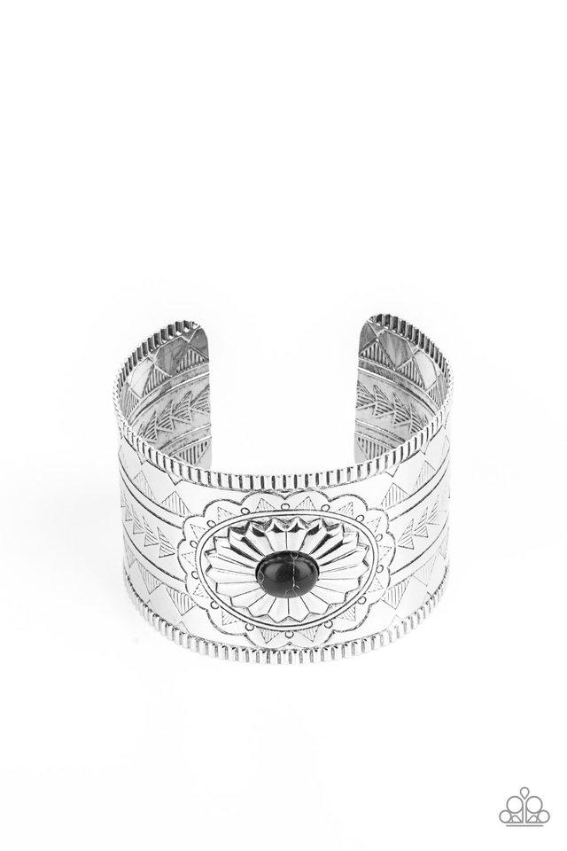 Aztec Artisan - Black - Paparazzi Bracelet Image