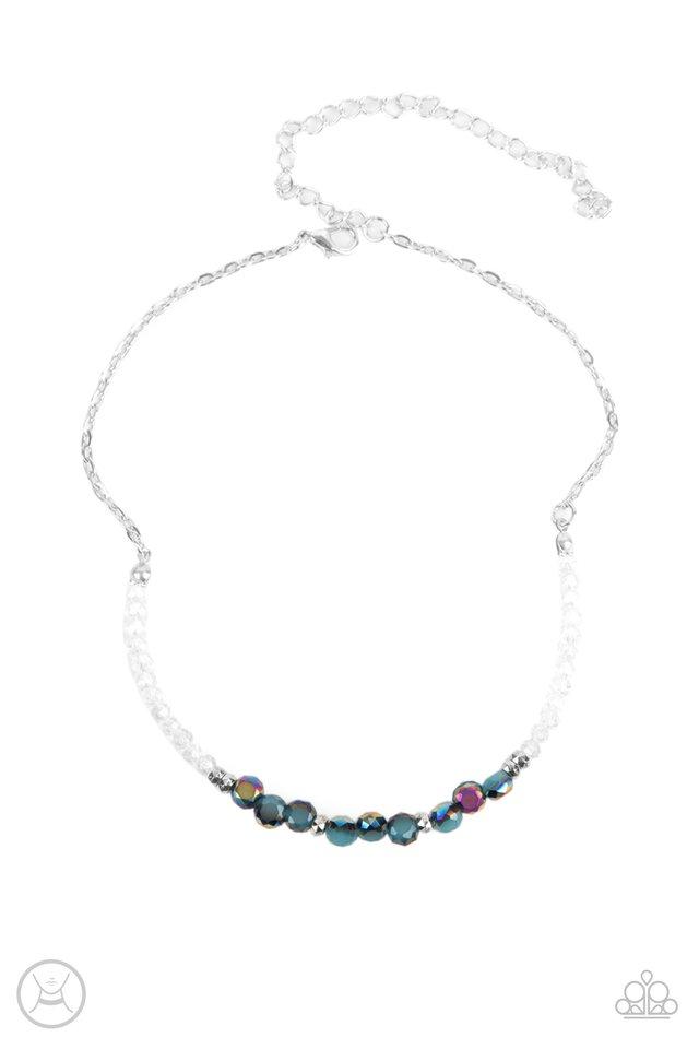 Space Odyssey - Multi - Paparazzi Necklace Image