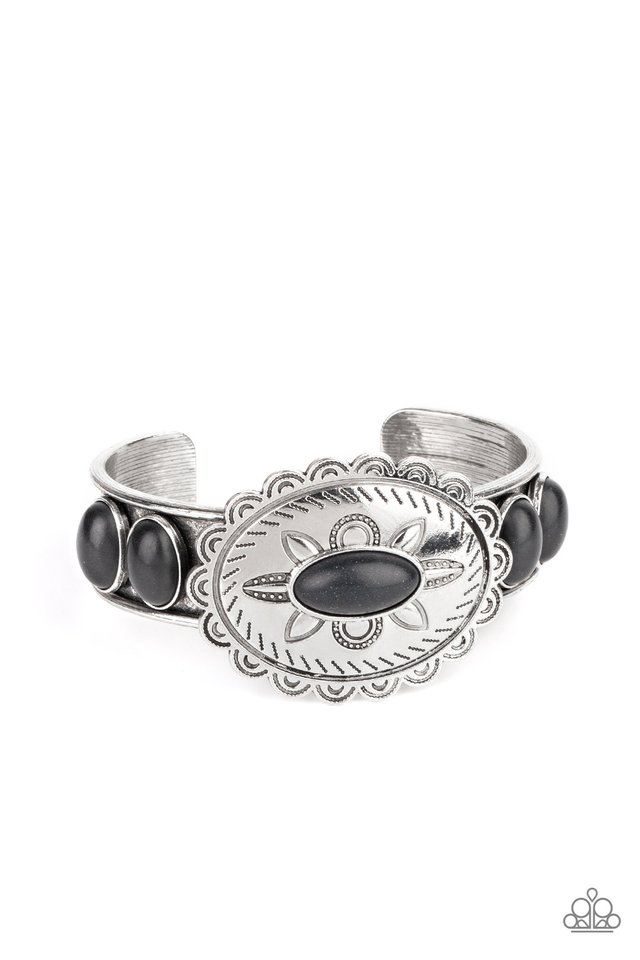 Canyon Heirloom - Black - Paparazzi Bracelet Image