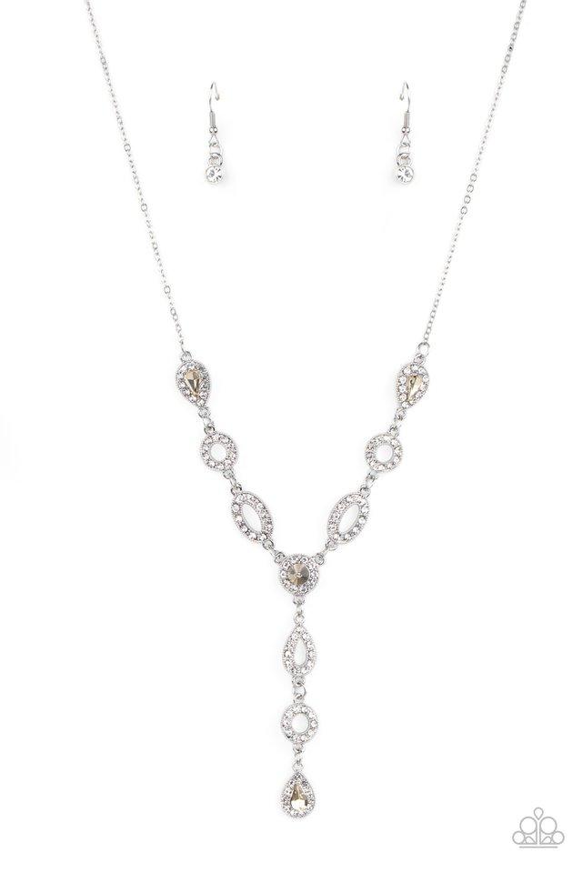 Royal Redux - Brown - Paparazzi Necklace Image