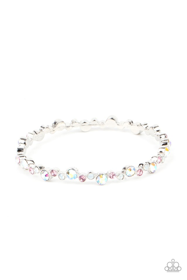 Twinkly Trendsetter - Multi - Paparazzi Bracelet Image