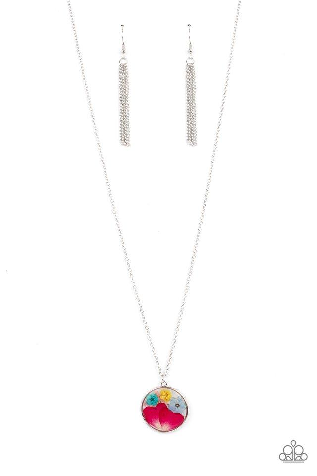 Eternal Spring - Multi - Paparazzi Necklace Image