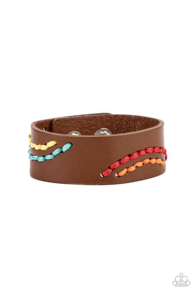 Harmonic Horizons - Multi - Paparazzi Bracelet Image