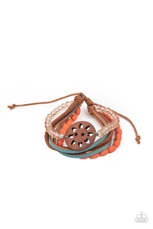 Desert Gallery - Multi - Paparazzi Bracelet Image
