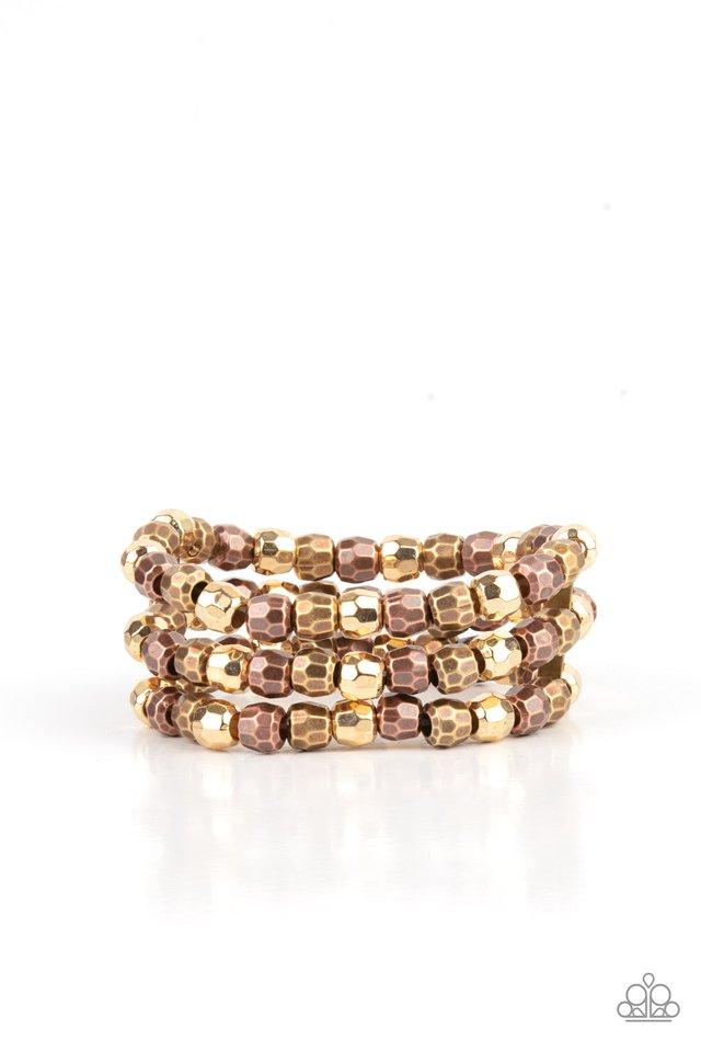 Magnetically Maven - Multi - Paparazzi Bracelet Image