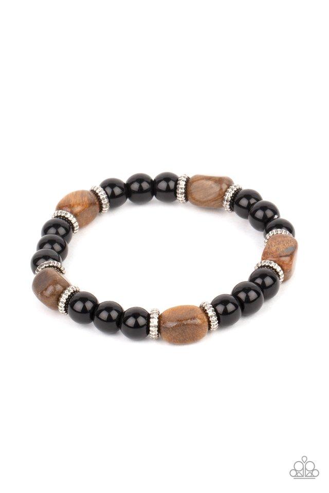 Unity - Brown - Paparazzi Bracelet Image