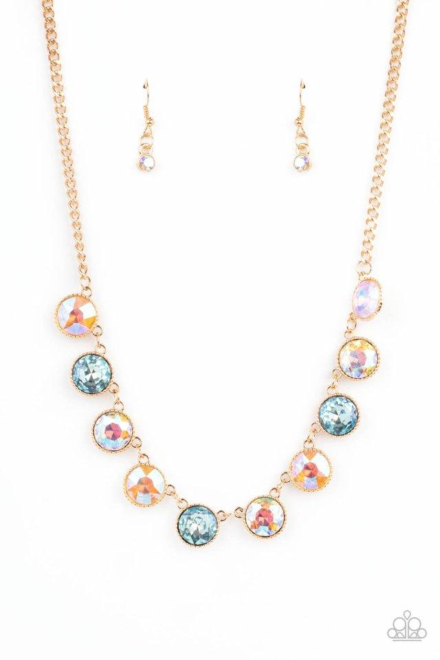 Mystical Majesty - Multi - Paparazzi Necklace Image