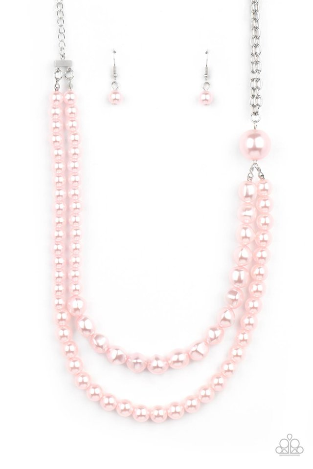 Remarkable Radiance - Pink - Paparazzi Necklace Image