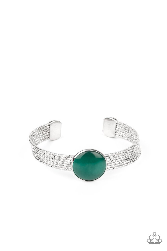 Mystical Magic - Green - Paparazzi Bracelet Image