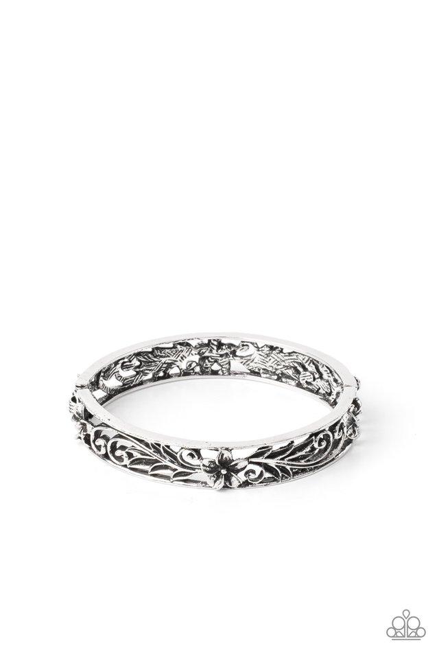 Hawaiian Essence - Silver - Paparazzi Bracelet Image
