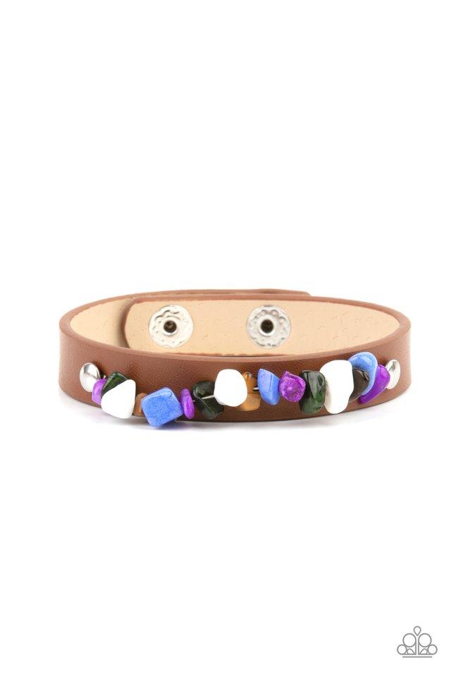 Pebble Paradise - Mutli - Paparazzi Bracelet Image