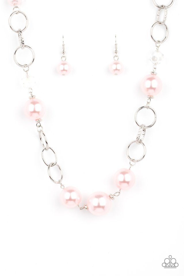 New Age Novelty - Pink - Paparazzi Necklace Image