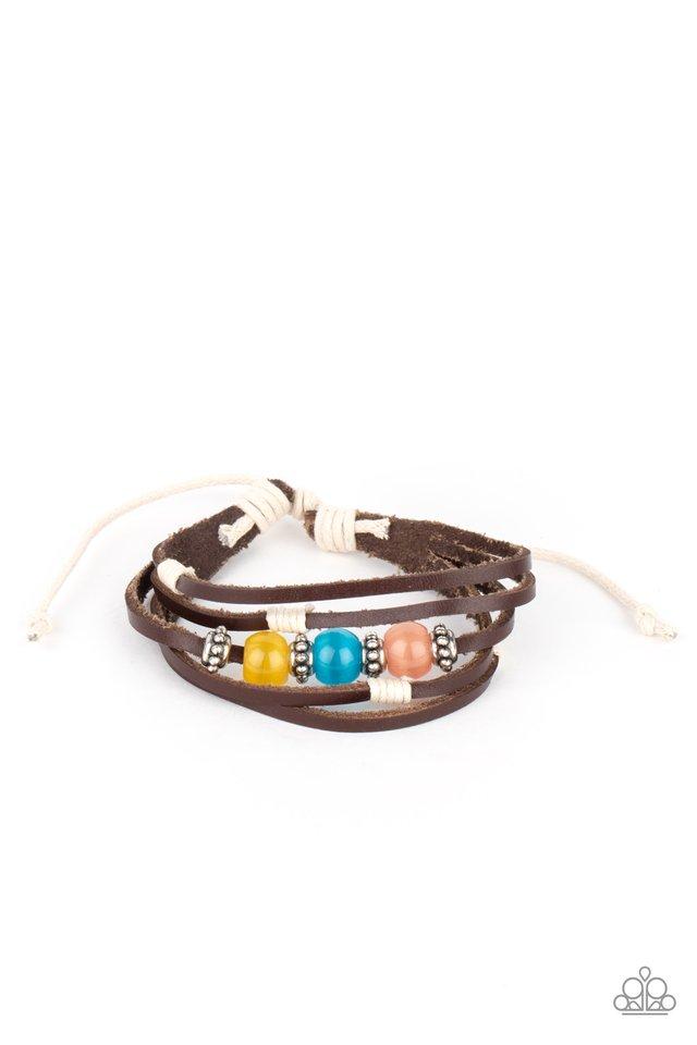 Homespun Radiance - Multi - Paparazzi Bracelet Image