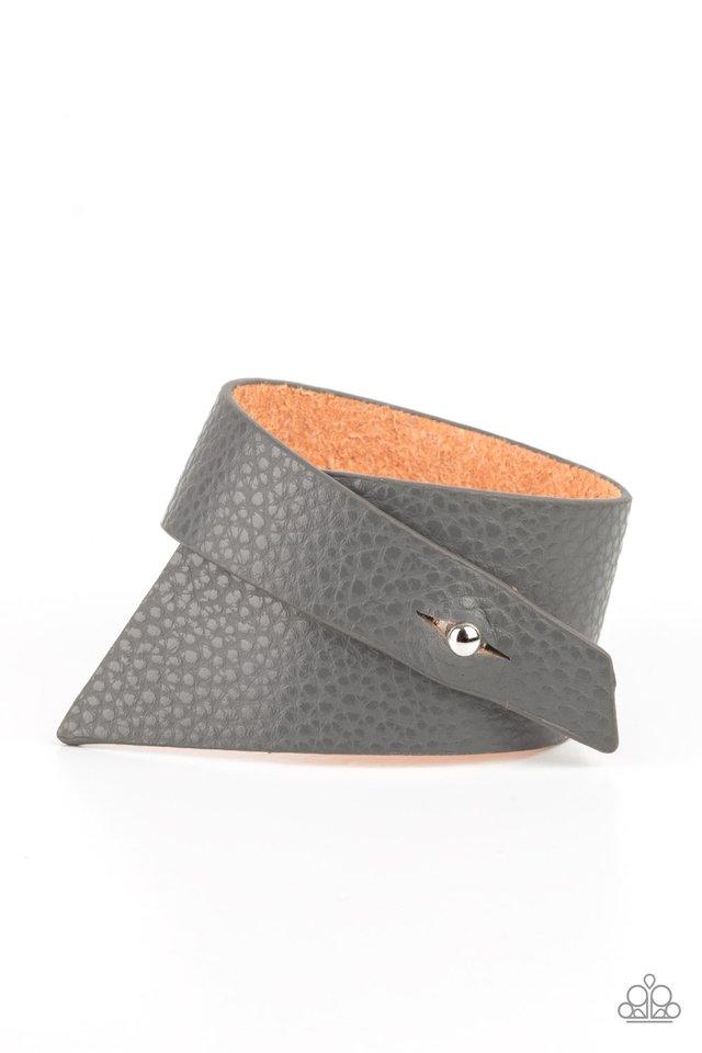 PIECE Offering - Silver - Paparazzi Bracelet Image