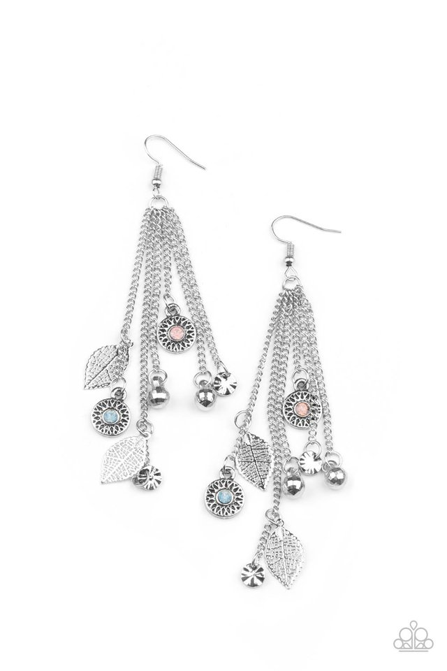 A Natural Charmer - Multi - Paparazzi Earring Image