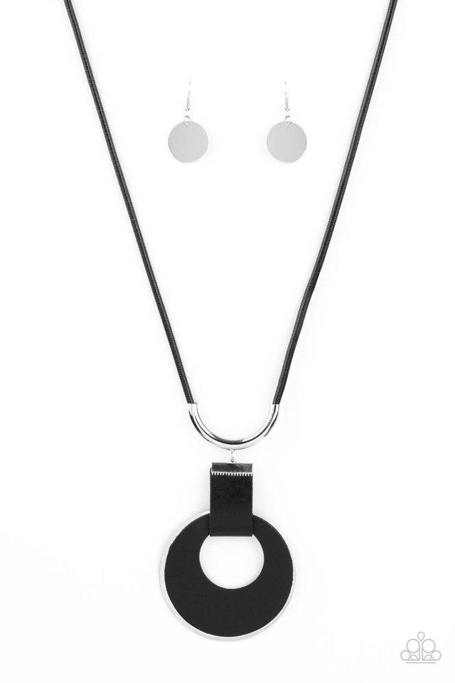 Luxe Crush - Black - Paparazzi Necklace Image