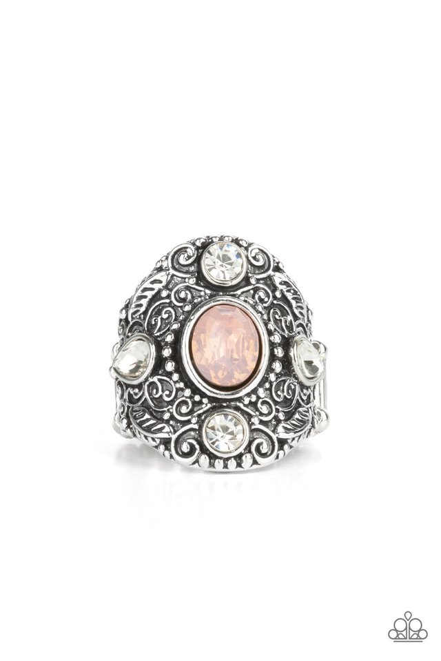 In The Limelight - Pink - Paparazzi Ring Image