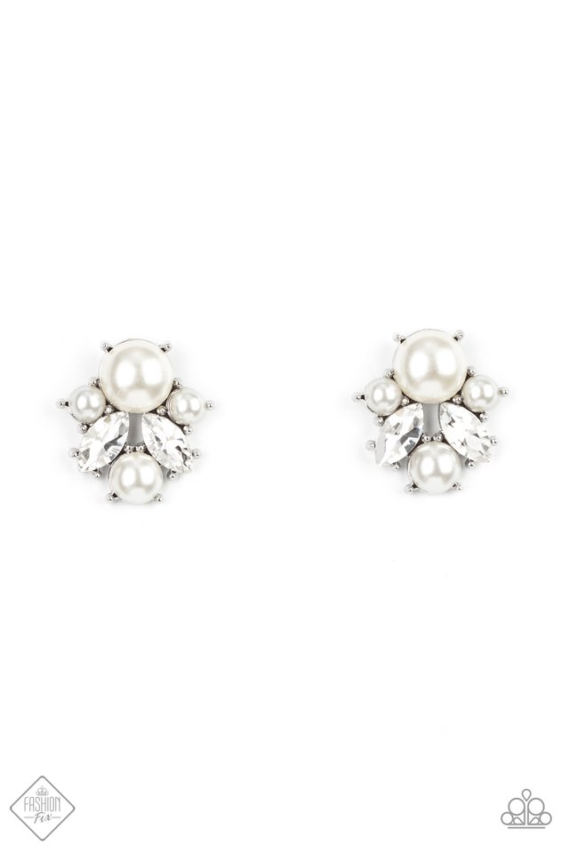 Royal Reverie - Paparazzi Earring Image