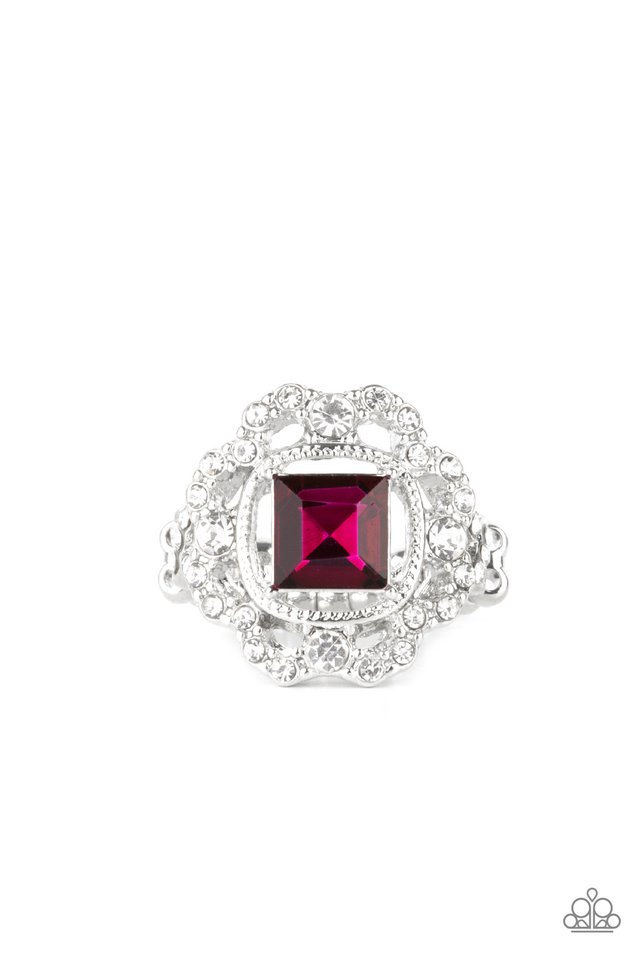 Candid Charisma - Pink - Paparazzi Ring Image
