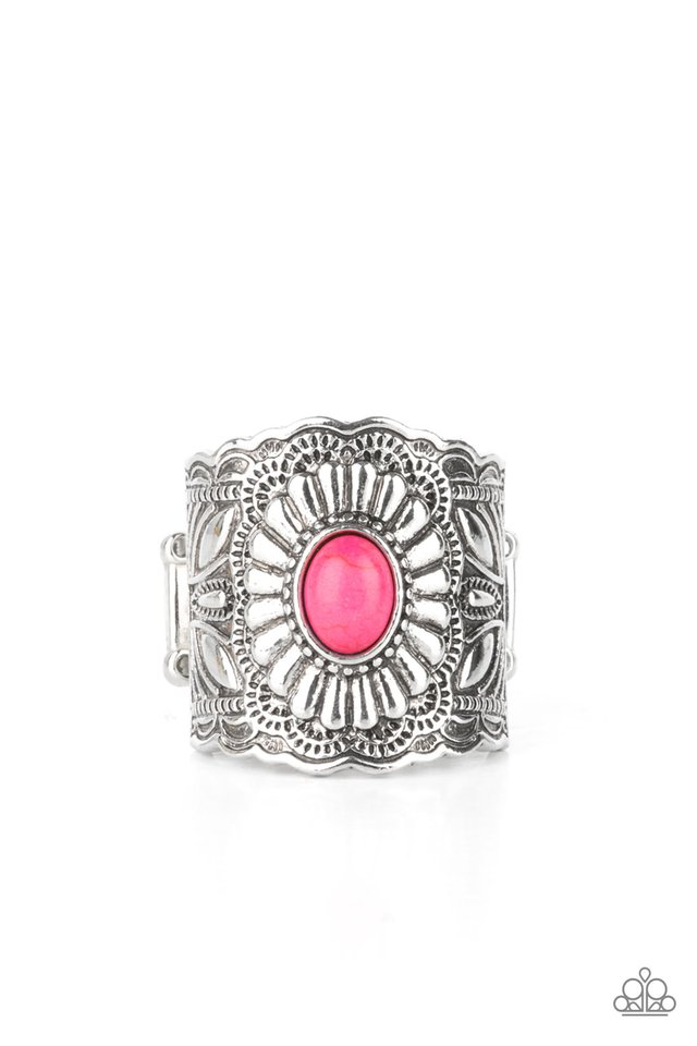 Exquisitely Ornamental - Pink - Paparazzi Ring Image