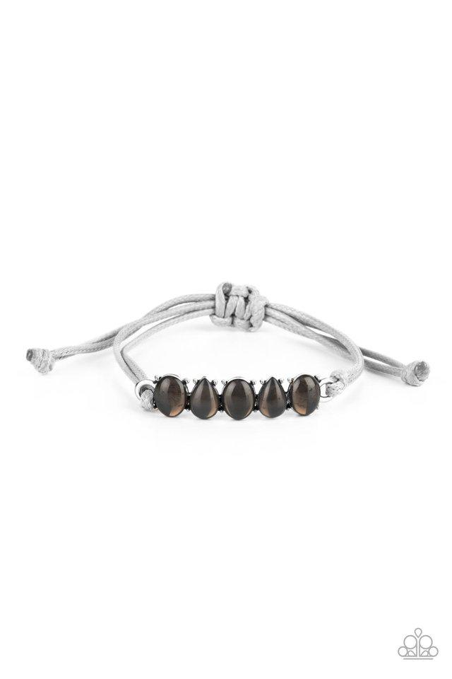 Opal Paradise - Silver - Paparazzi Bracelet Image