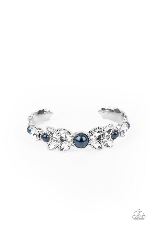 Regal Reminiscence - Blue - Paparazzi Bracelet Image