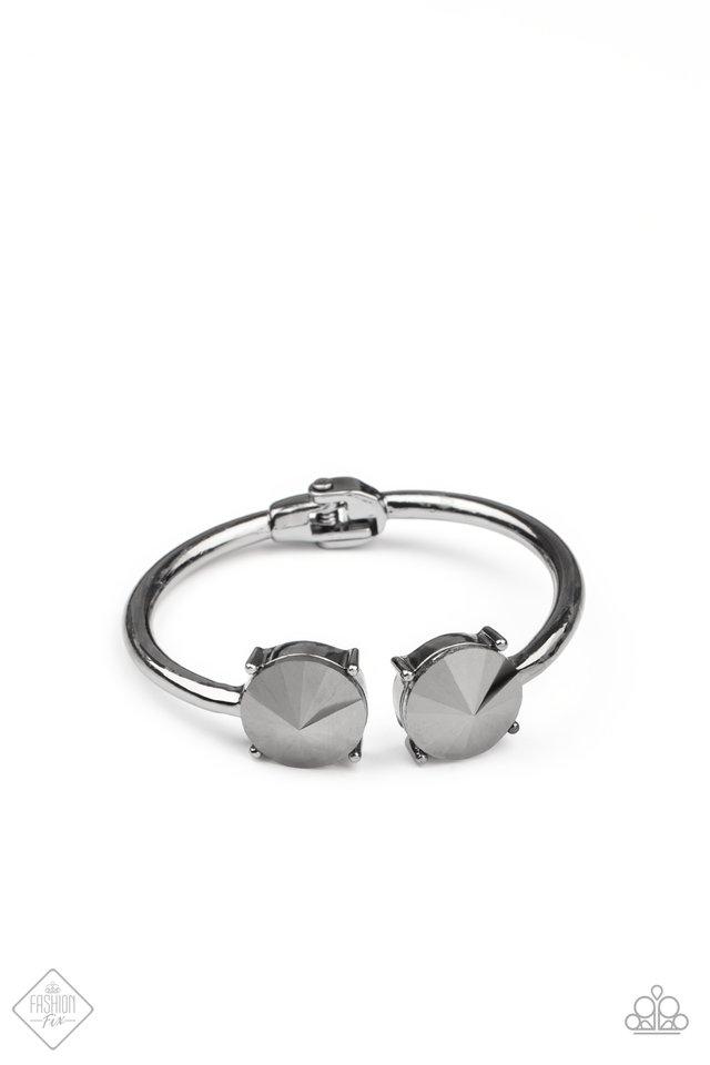 Spark and Sizzle - Black - Paparazzi Bracelet Image