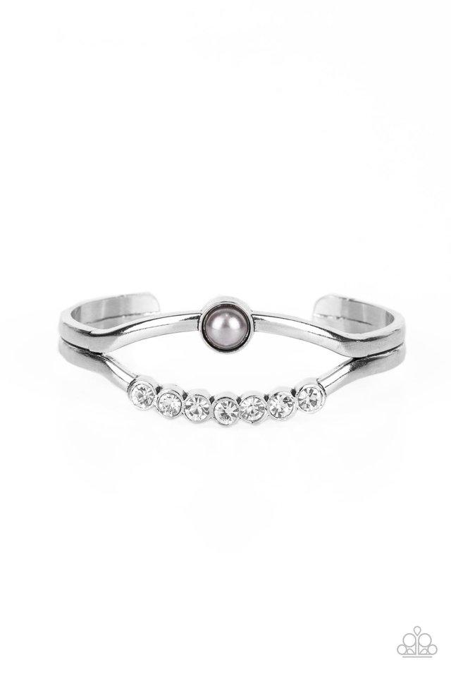 Palace Prize - Silver - Paparazzi Bracelet Image